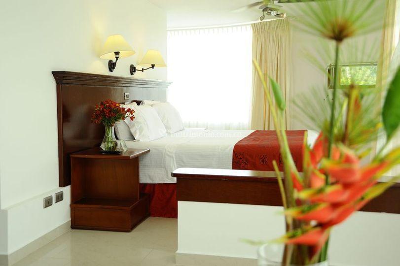 Habitación Suite Imperial