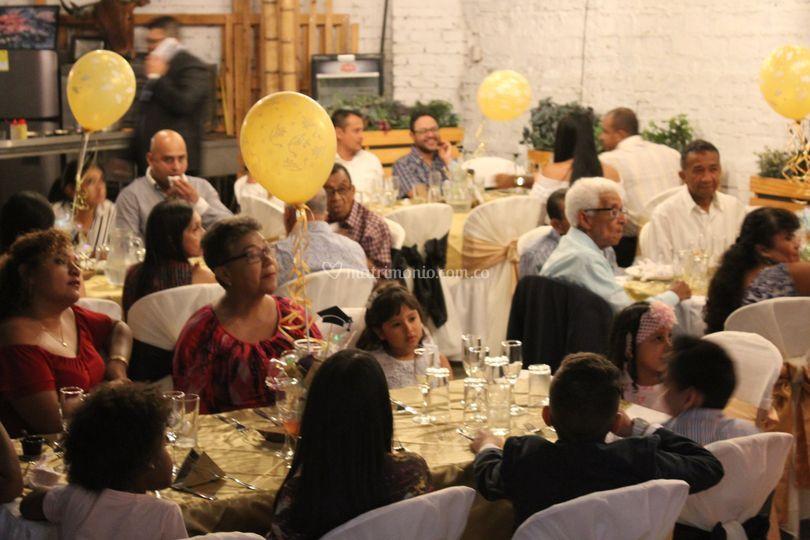 Eventos restaurante