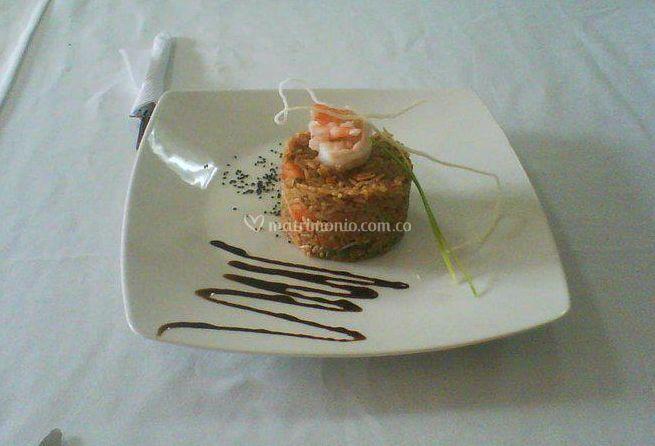 Gastronomía para su boda