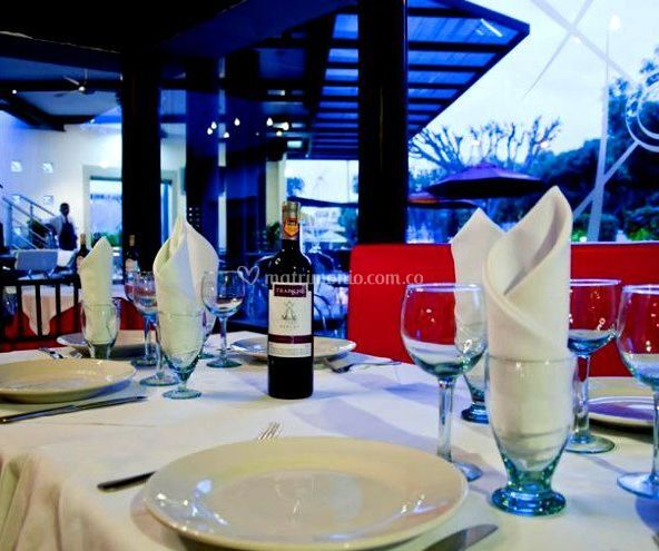 Molinito restaurante for Utensilios de restaurante