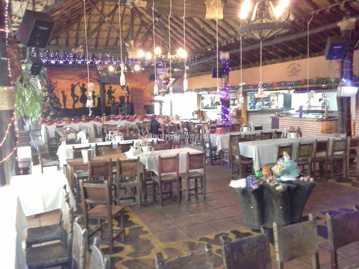 Restaurante Alma Llanera