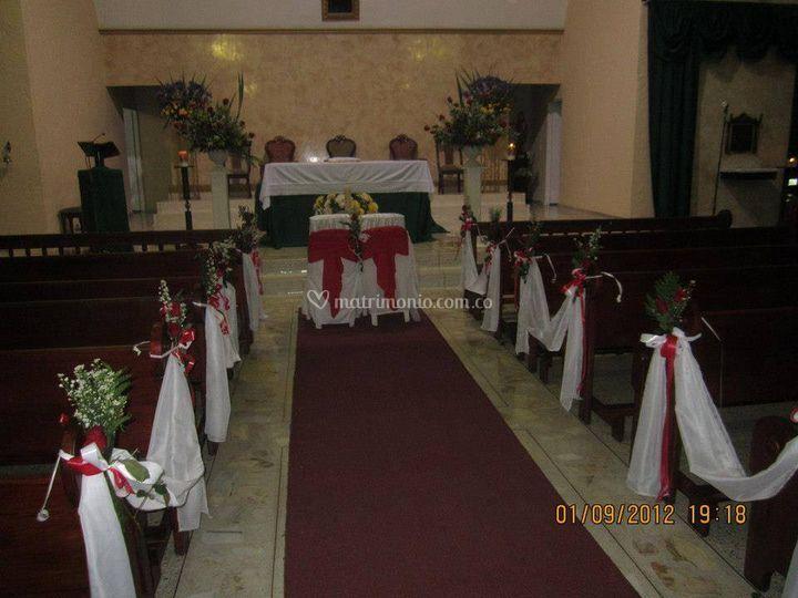 Organización de la iglesia
