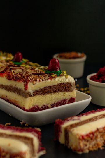 Tortas heladas y cassatas