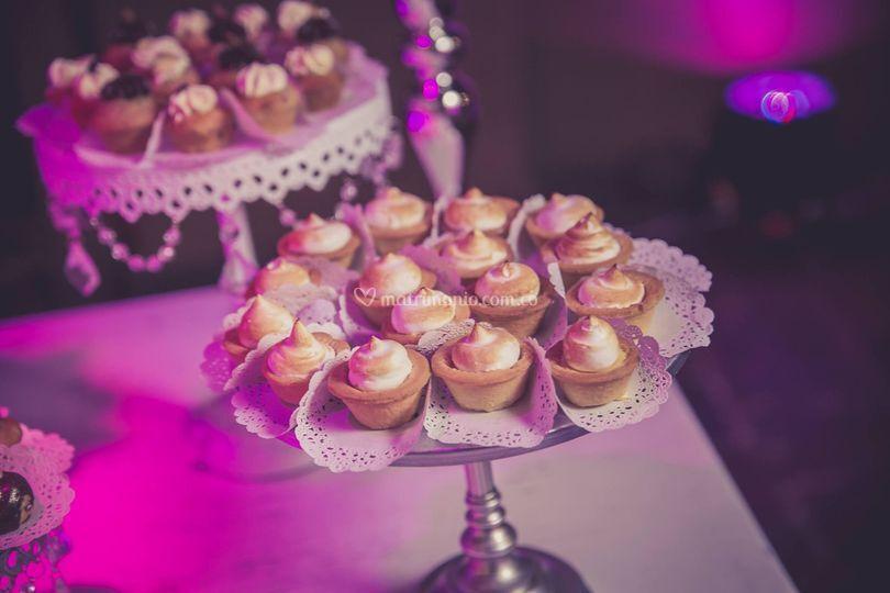Mesa de postres & dulces