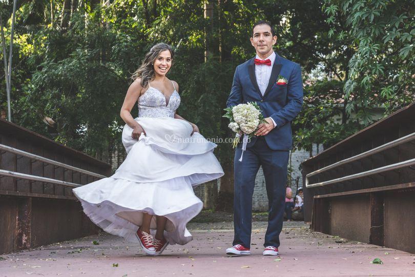 Lizbeth & Juan