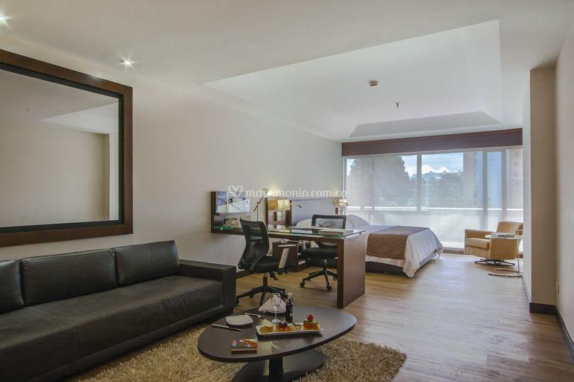 Habitación Business Suite