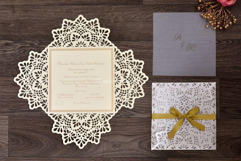 Tarjetas rasgo - Disenos tarjetas de boda ...