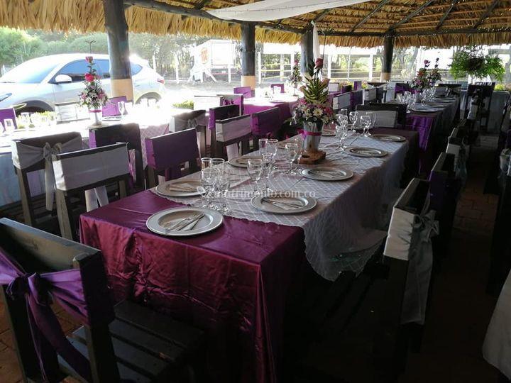 Restaurante El Rancho de Pacho