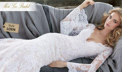 Mori Lee Bridal 1