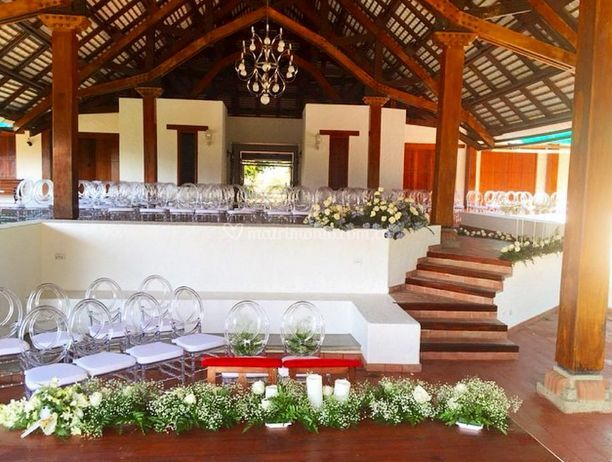 Ceremonia Instalaciones