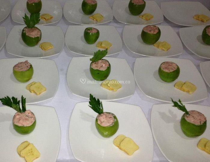 Delicias culinarias