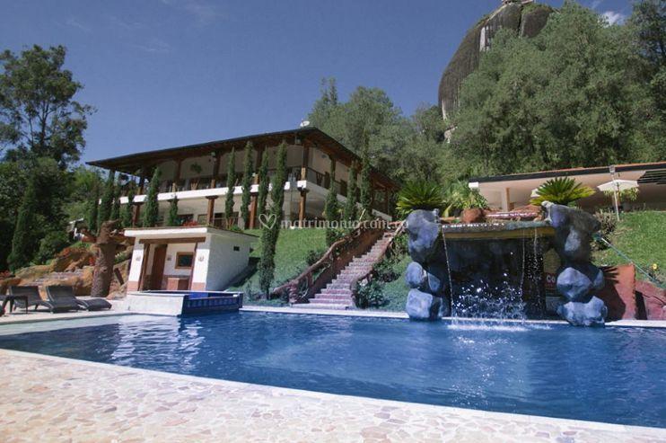 Hotel Mansión Guatapé