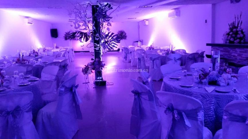 Centro de Eventos Premium Class