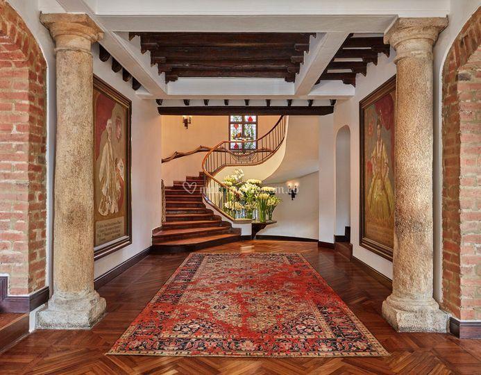 Lobby Casa Medina