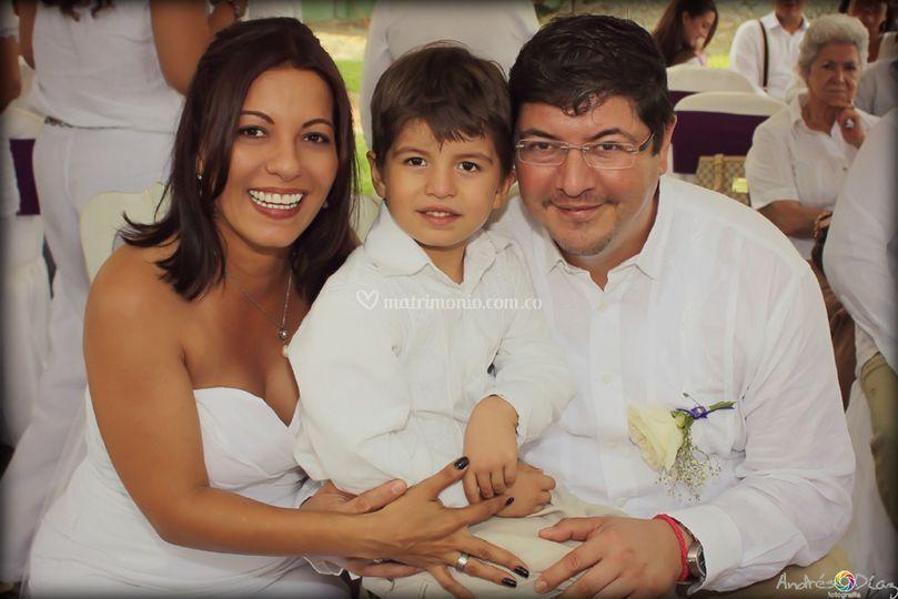 Matrimonio Nieto Correa