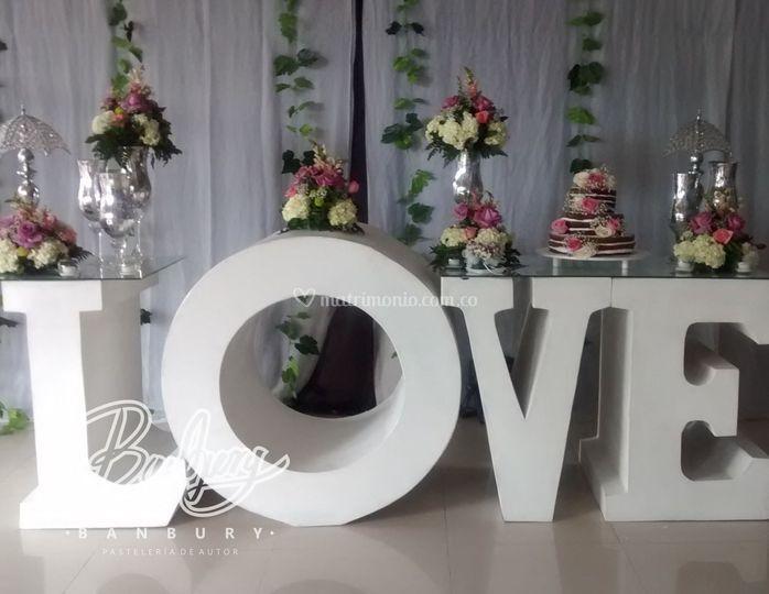 La boda de yulieth y xavier