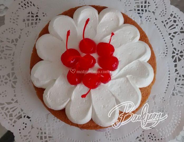 Shortcake de frutos rojos