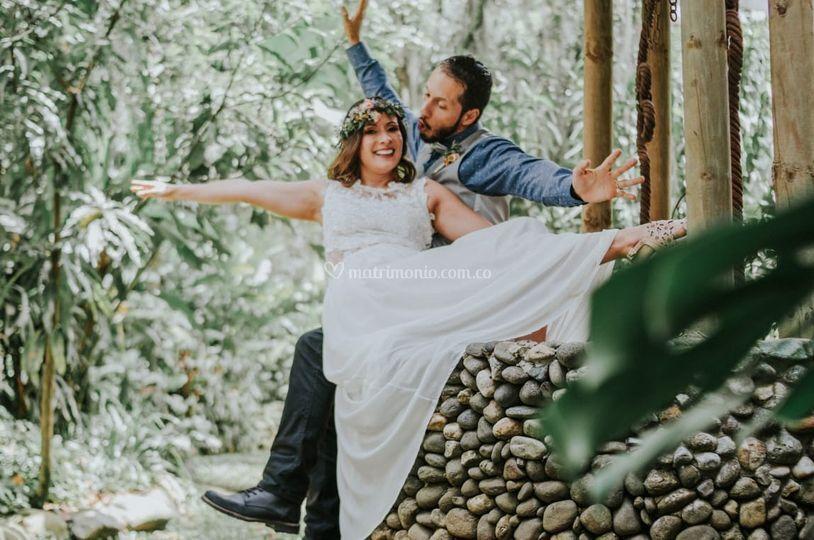 Actitud de boda