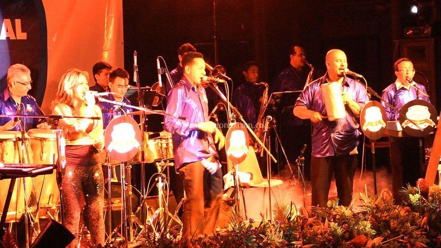 Orquesta internacional