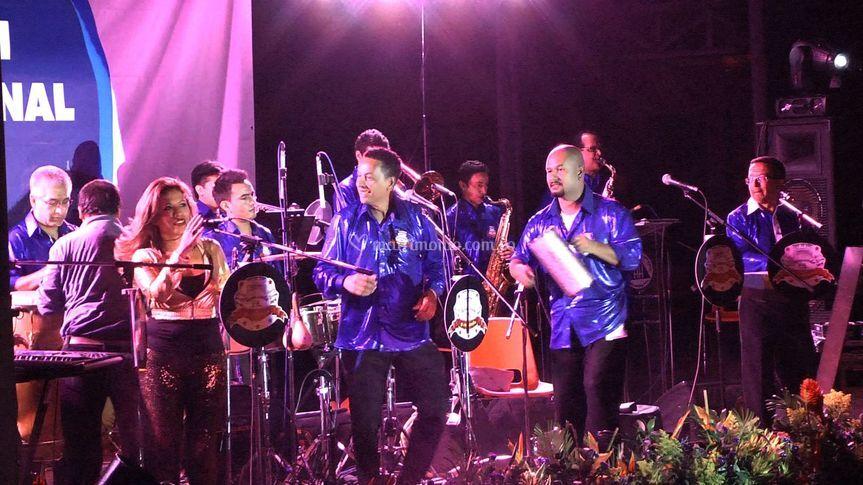 Orquesta show