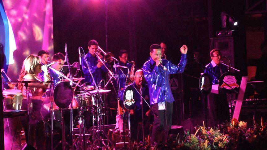 Fernando Ch y su Combo Orquesta