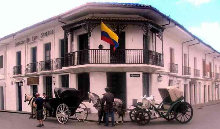 Balcón de los Santos