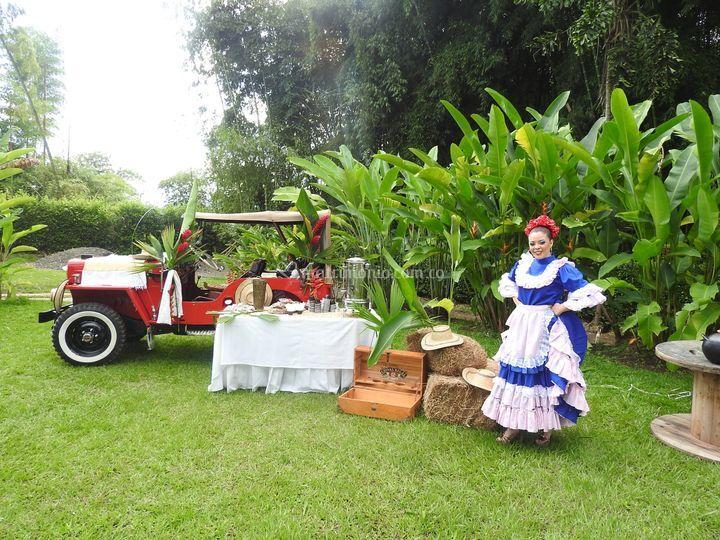 Evento en Villa Juana