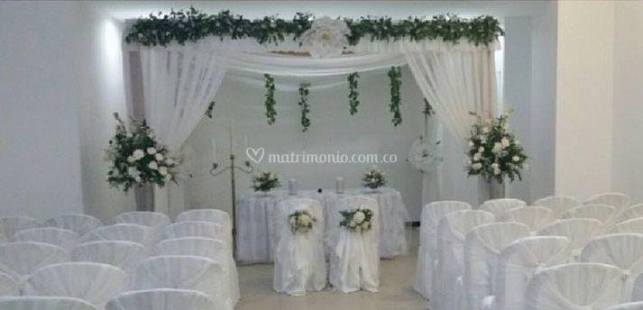 Ideal para su boda de Hotel Baroca