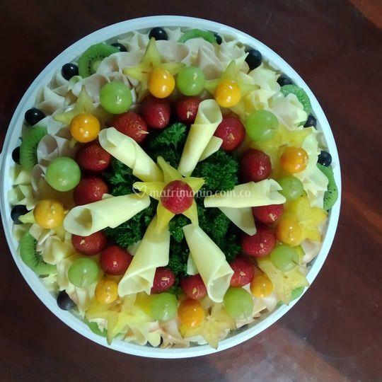 Deliciosas y frescas