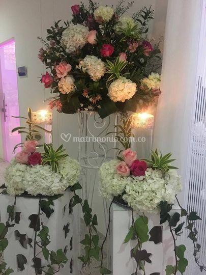 Arreglo Floral Quiskeya