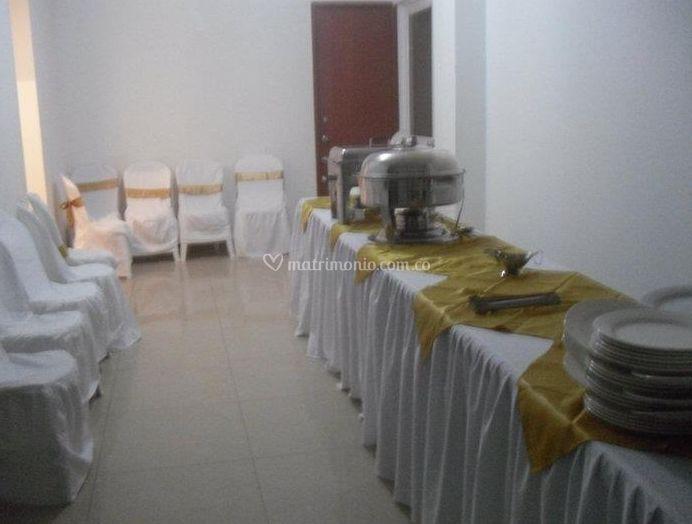 Banquetes y Eventos Tivoly