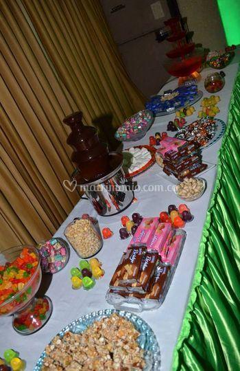 Banquetes y Eventos DecorarTe
