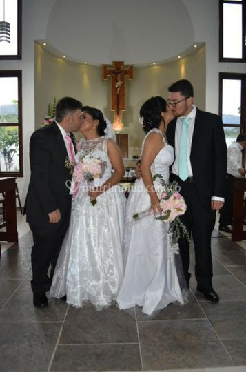 Matrimonio por partida doble