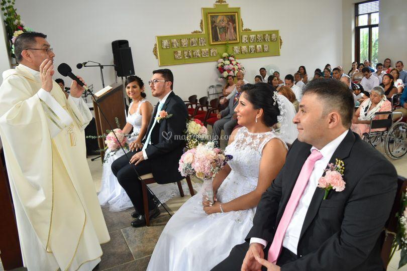 Buquet de novia y Azahares