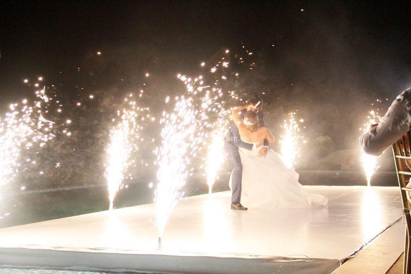 Los mejores efectos en tu boda