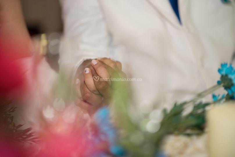 Detalles ceremonia