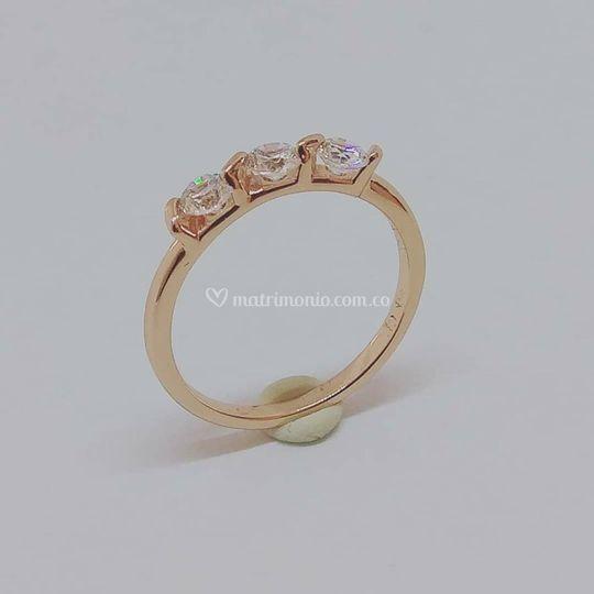 Argolla o anillo
