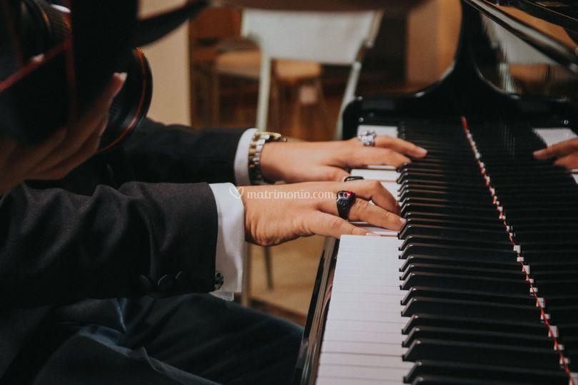 Pianista profesional