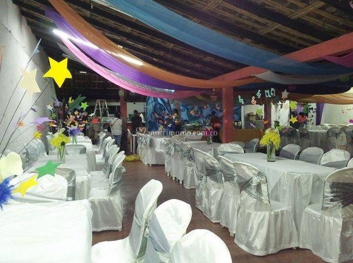 Restaurante Eventos Betania