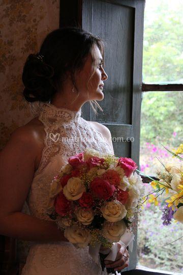 Salida novia