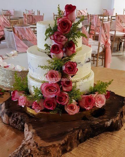 Torta Real envejecida