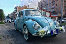 VW Sedan 1961 - Lupe