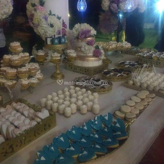 Bossa's Cupcakes