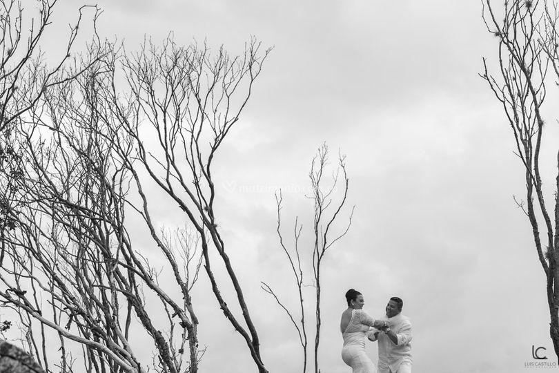 Sesión novios - post boda