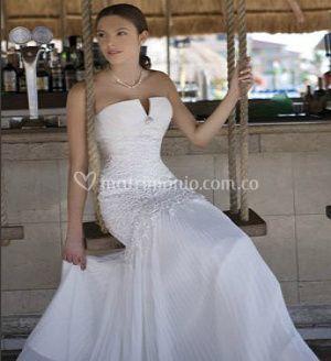 Disenadores de vestidos de novia en bucaramanga
