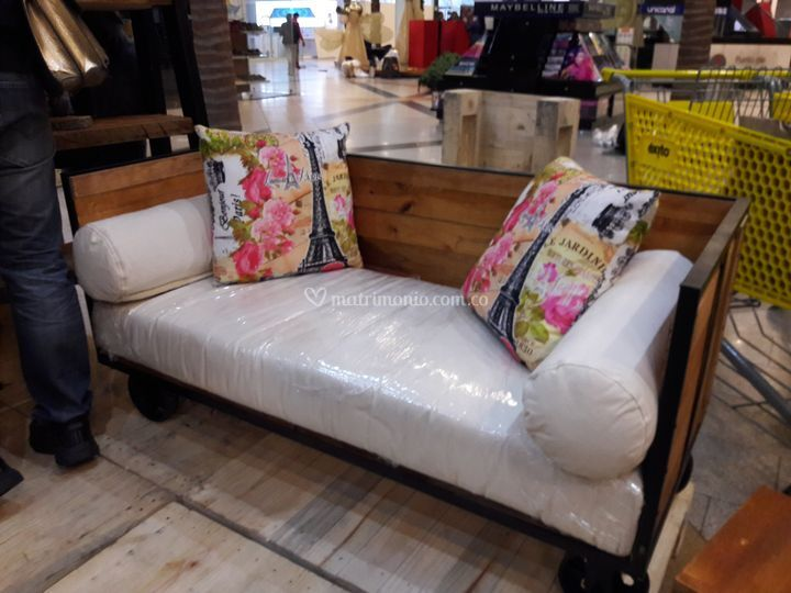 Sofa carreta