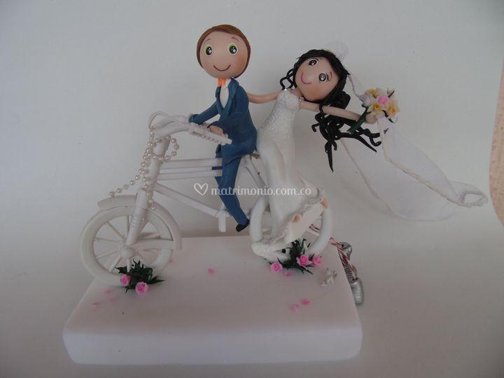 Bicicleta boda
