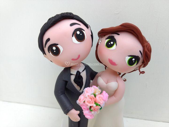 Rosado boda