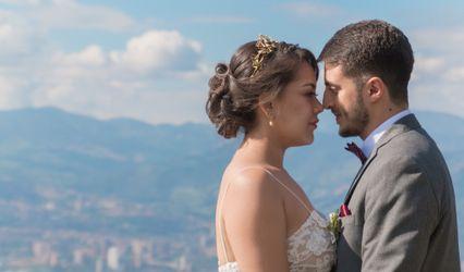 El matrimonio de Alexandra y Andrés