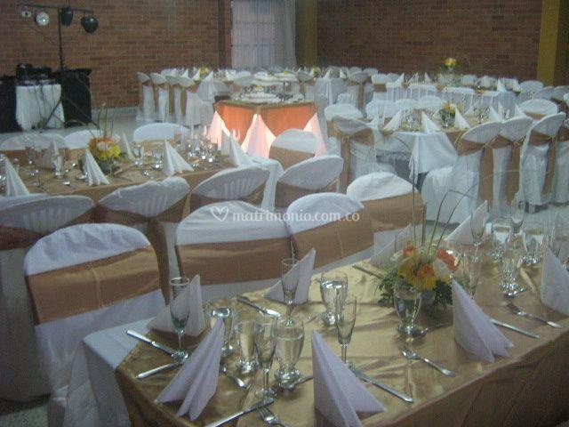 Banquetes para boda